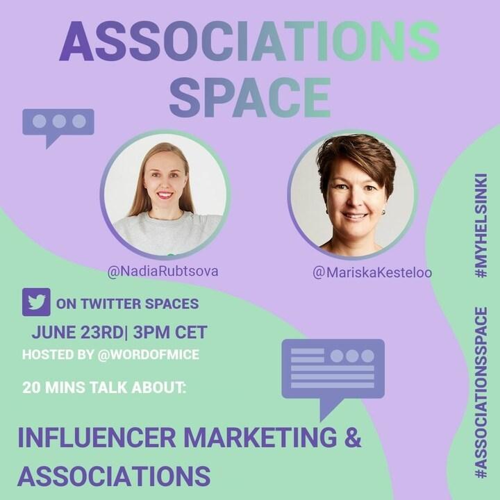 05- Mariska- Kesteloo-B2B-Influencer-marketing-associations-digitalisation-eventprofs-twitterspaces