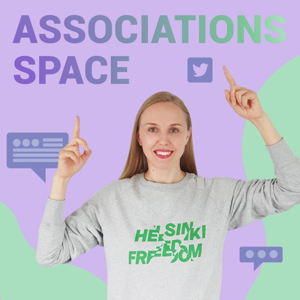 Nadia Rubtsova - Associations specialist and Helsinki MICE Ambassador 2020-2021